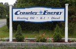 Crowley Energy Sign